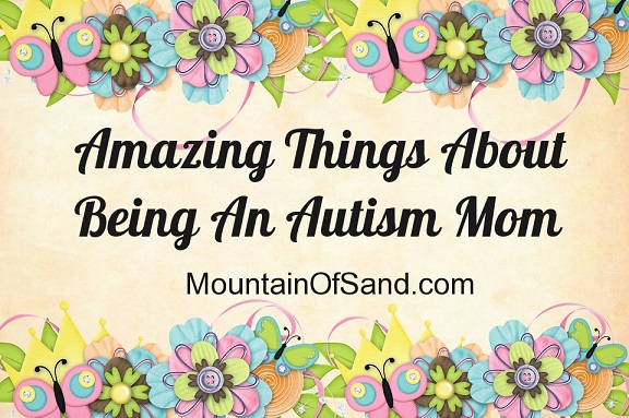 Amazing Things About Being An Autism Mom